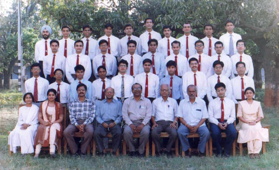 IT-BHU CSE Batch of 1999